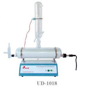 UD-1018 Дистиллятор стеклянный