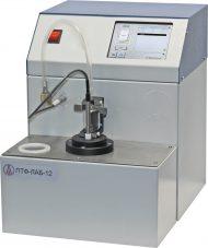 ПТФ-ЛАБ-12 Автоматический аппарат для определения предельной температуры фильтруемости на холодном фильтре с интегрированной системой охлаждения