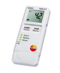 testo 184 H1 - Логгер данных температуры и влажности (0572 1845)
