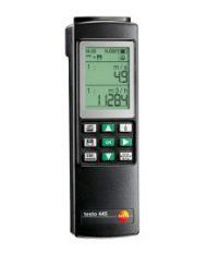 testo 445 — прибор для систем ОВК