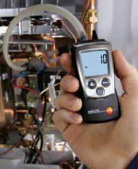 Testo 510 - Карманный дифференциальный манометр (комплект)