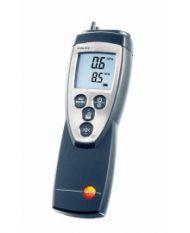 Testo 512 — Дифференциальный манометр, от 0 до 2000 гПа (0560 5129)