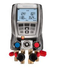 Комплект Testo 570-1 — Цифровой манометрический коллектор (0563 5701)