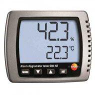 testo 608-H2 — Термогигрометр с функцией сигнализации (0560 6082)