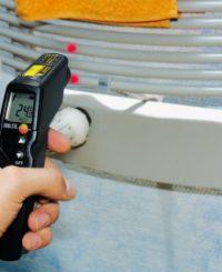 Пирометр Testo 830 T2 - инфракрасный термометр