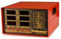 Автомобильный 2-х компонентный газоанализатор Инфракар 10.01