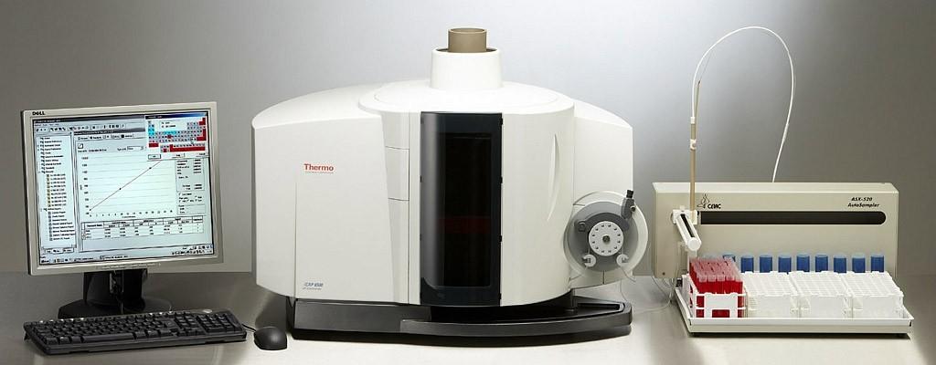 Рентгенофлуоресцентный анализ