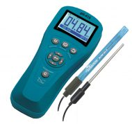 pH-метр / милливольтметр портативный pH-410