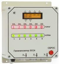 Стационарные газоанализаторы ЭССА-СО-СН4 исполнение БС/(И)/(Р)/(Н)