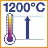 Расширение температурного диапазона до 1200°C (I1)