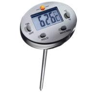 Testo Водонепроницаемый мини-термометр с защитным рукавом для наконечника зонда (0560 1113)